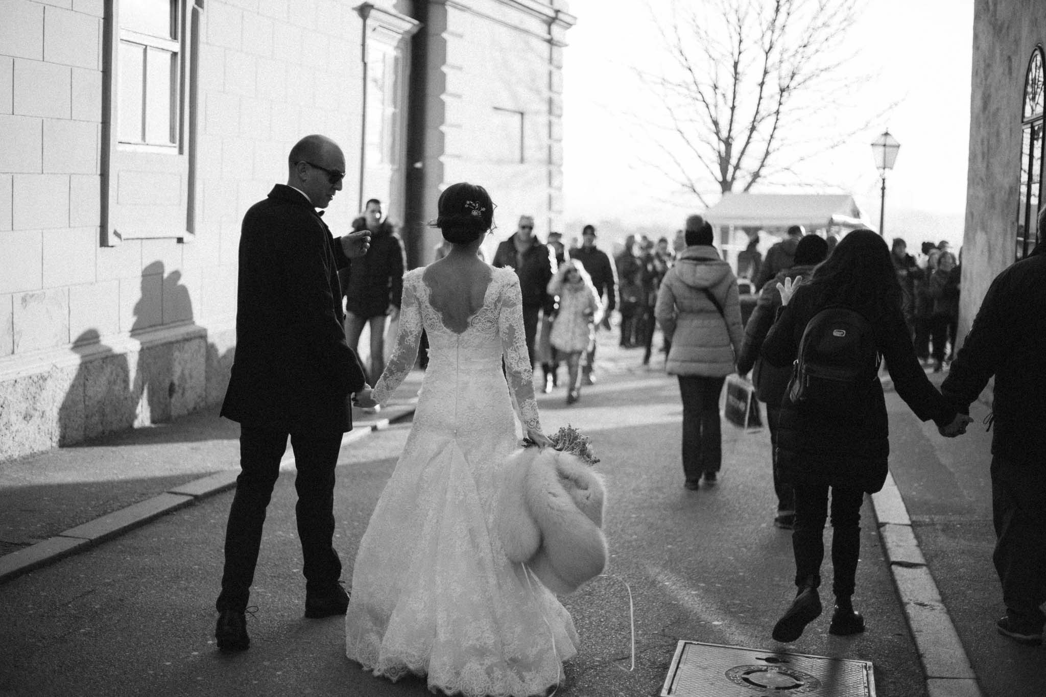 New Years Eve Wedding in Zagreb at La Grma 13