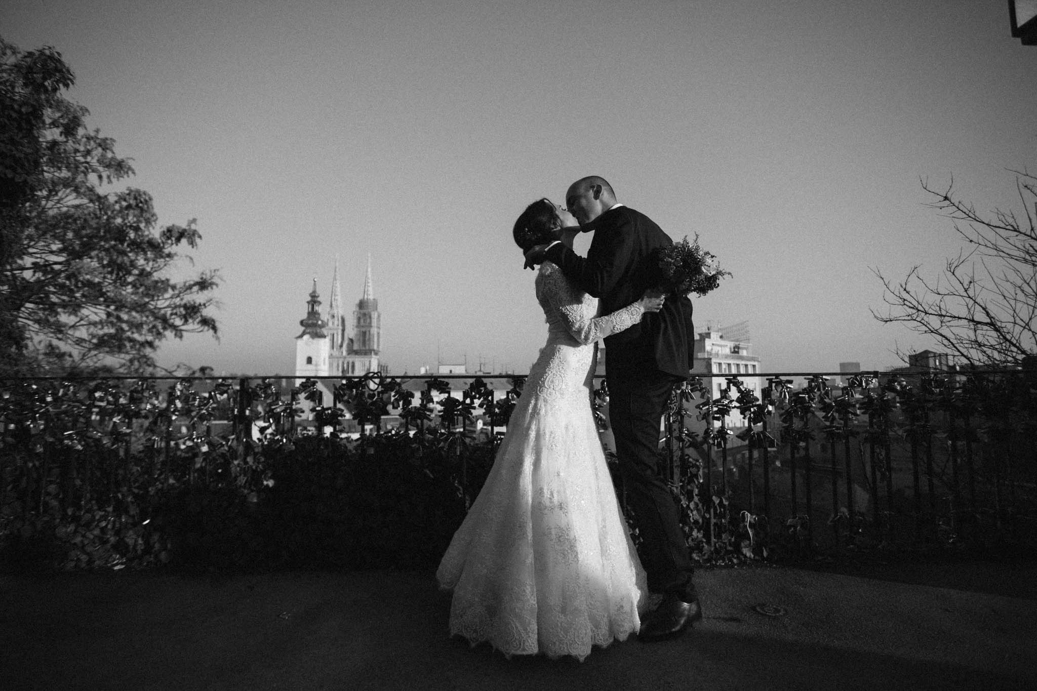 New Years Eve Wedding in Zagreb at La Grma 16