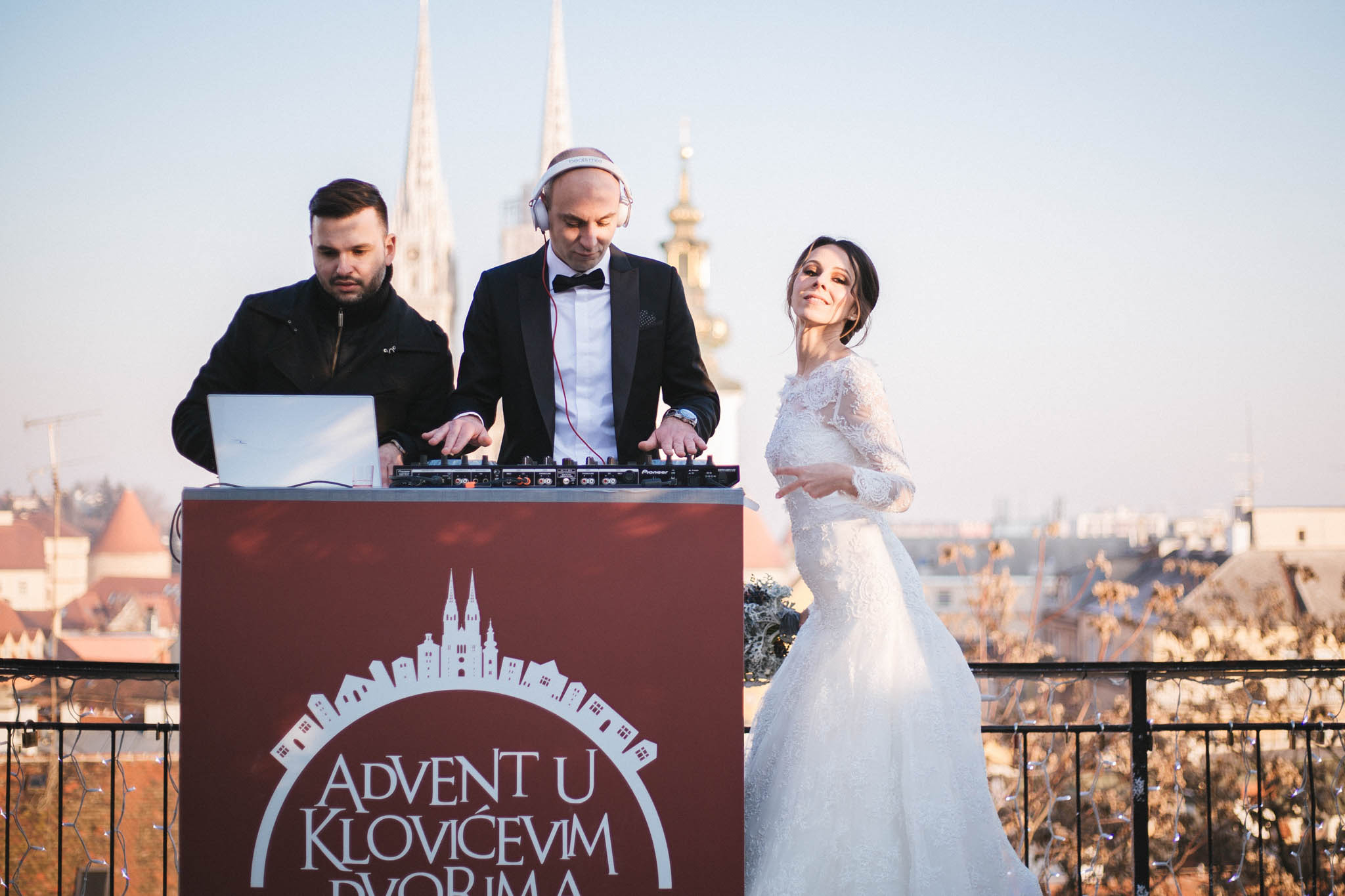 New Years Eve Wedding in Zagreb at La Grma 19